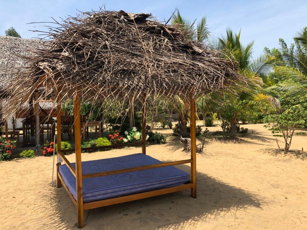 lounge huts