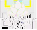 kadjan villa white logo